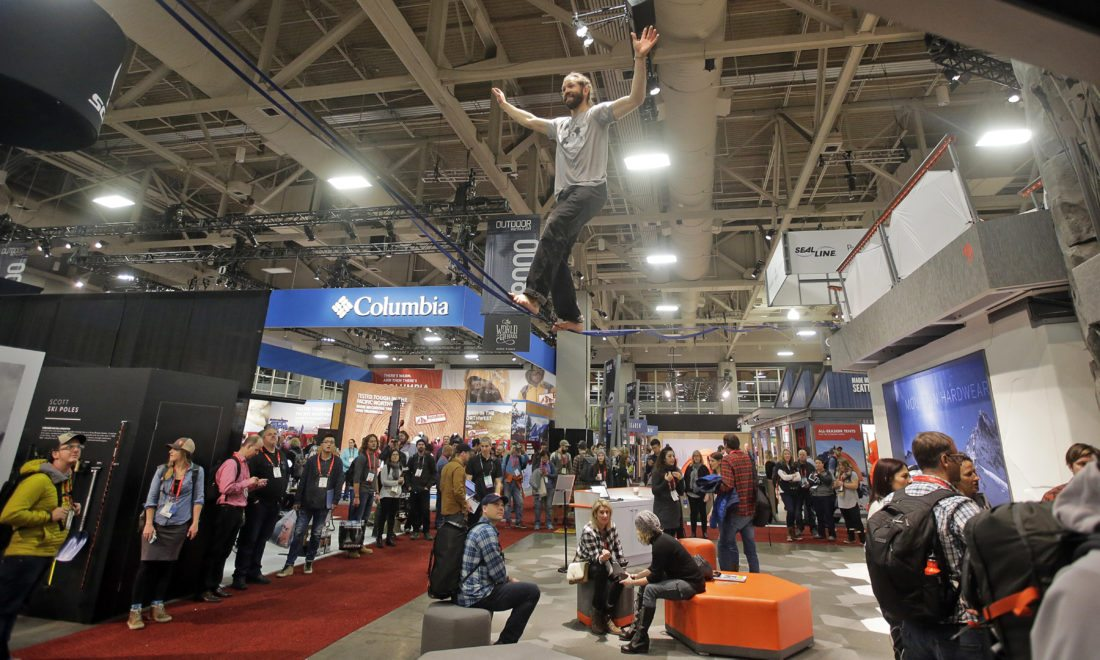 Outdoor Retailer Trade Show Coming To Denver, Leaving Utah