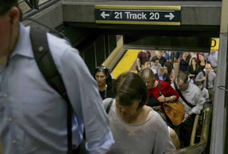 Penn Station Summer of Hell