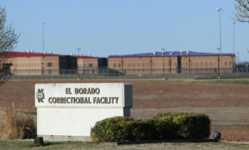 AP PHOTO This March 23, 2011, photo shows the El Dorado Correctional Facility near El Dorado, Kan. Guards at the facility say two previously unreported mass disturbances during which inmates took control for hours of parts of facility preceded a June 2017 prison uprising. Low staffing, overcrowding and general tensions have created dangerous conditions, and fears of working there have led to a mass exodus of experienced staff.