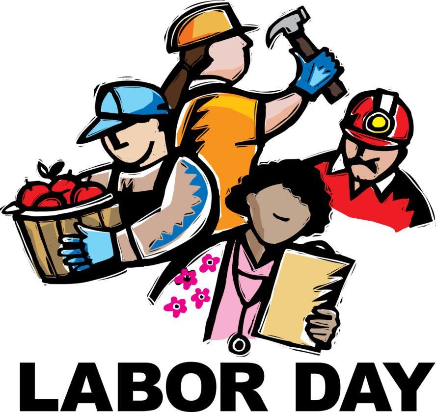 Labor Day Clip Art 14412