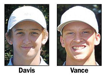 Cole Davis and Nate Vance