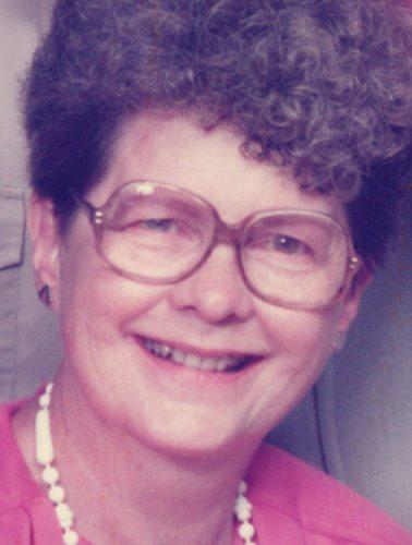 Joan McGeHee