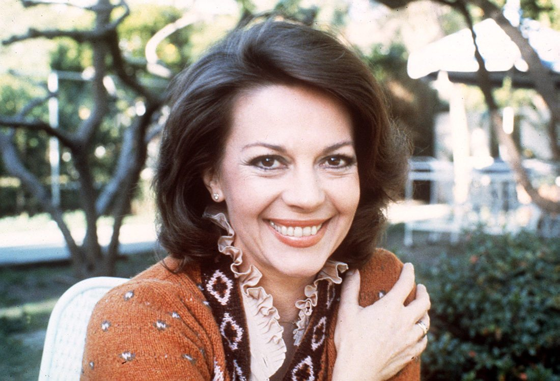 """FILE - A Dec. 1, 1981 file photo shows actress Natalie Wood. Investigators are now calling 87-year-old actor Robert Wagner a """"person of interest"""" in the 1981 death of his wife Natalie Wood. Mystery has swirled around Wood's death. It was declared an accident but police reopened the case in 2011 to see whether Wagner or anyone else played a role. (AP Photo/File)"""