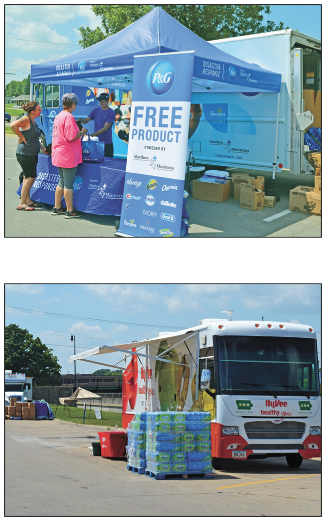 Marshalltown S Three Largest Grocers Give Back News