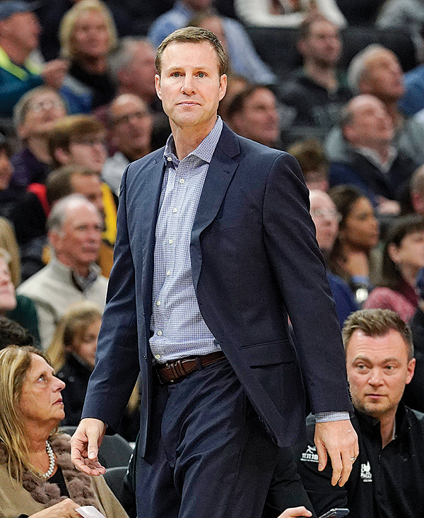 Nebraska Finalizing Deal to Hire Fred Hoiberg as Next Head Coach
