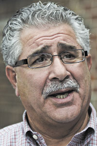 Former Niles Mayor Ralph Infante / Tribune Chronicle File photo