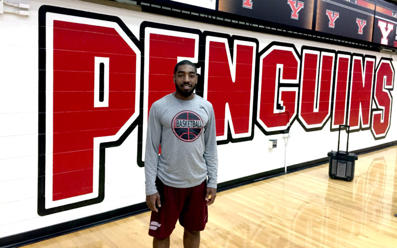 Tribune Chronicle / John Vargo Former Fairmont State guard Shammgod Wells is slated to be a Youngstown State graduate assistant coach. Wells played for YSU coach Jarrod Calhoun this past season at Fairmont.