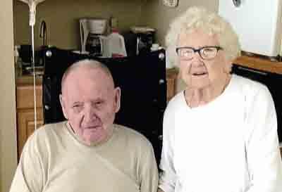 John and Hermina Pugel