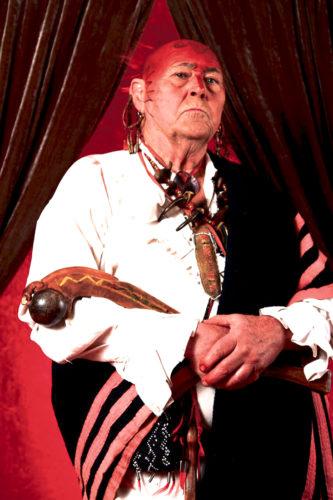 Dan Cutler as Chief Cornstalk