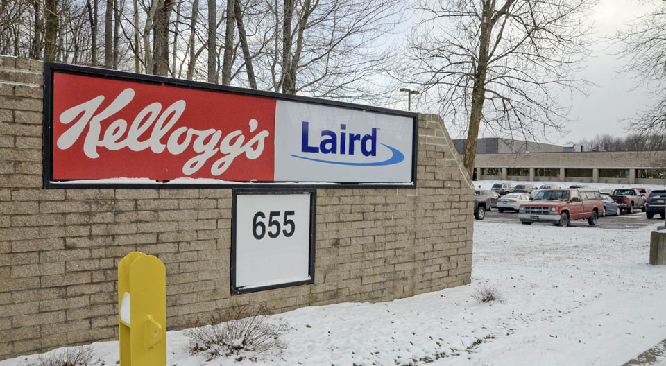 Kellogg to shut down distribution centres, cut 1000 workers