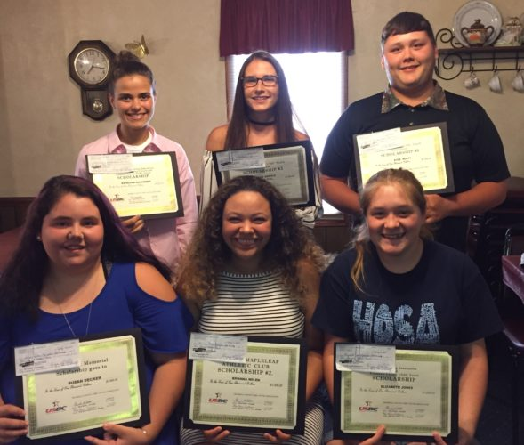 youth bowling scholarships