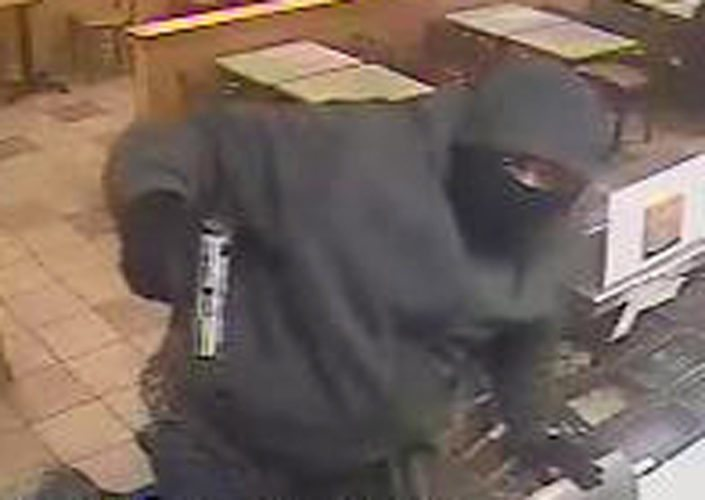 Special to the Tribune Chronicle Police are asking for the public's help to identify the man who robbed Subway Restaurant in Girard Friday night.