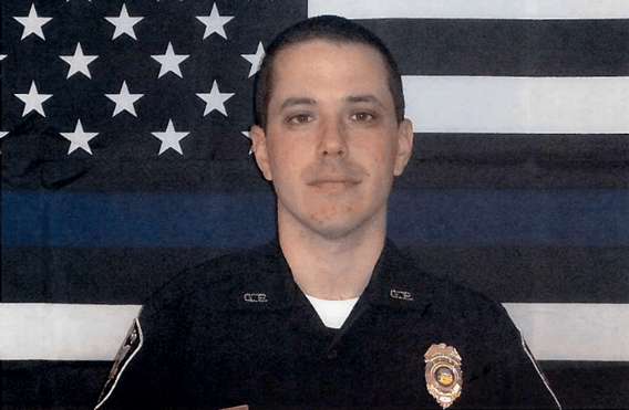 Girard police Officer Justin Leo was shot and killed responding to a police call late Saturday evening.