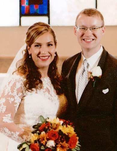 Kevin and Emily Fuller-Cavanagh