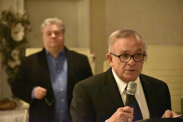 Frank Fuda did not receive the endorsement of the Trumbull County Democratic Party in the race to keep his seat.