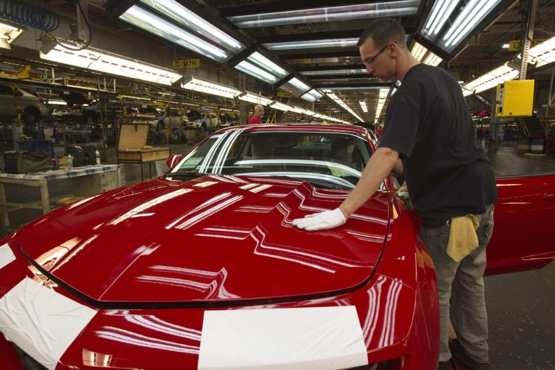 General Motors to close Oshawa plant, affecting thousands of jobs