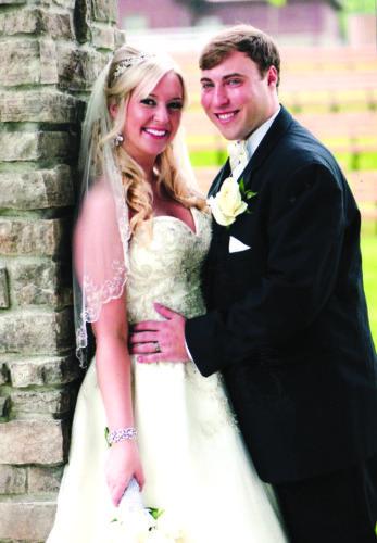 Mr. and Mrs. Jordan Hanchin