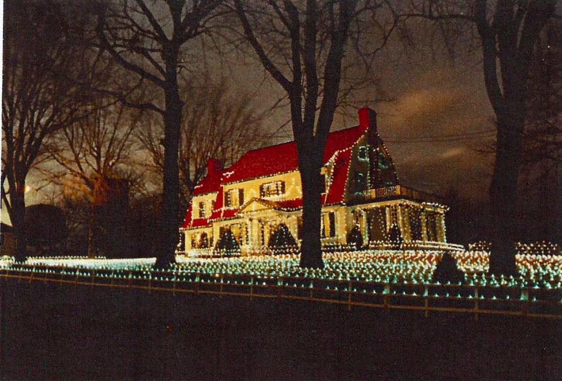 Memories of past Christmas lights | News, Sports, Jobs - Weirton ...