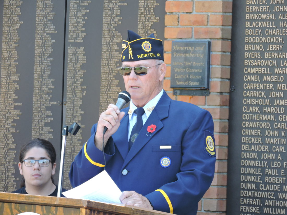 Image result for Speaker Memorial Day Weirton
