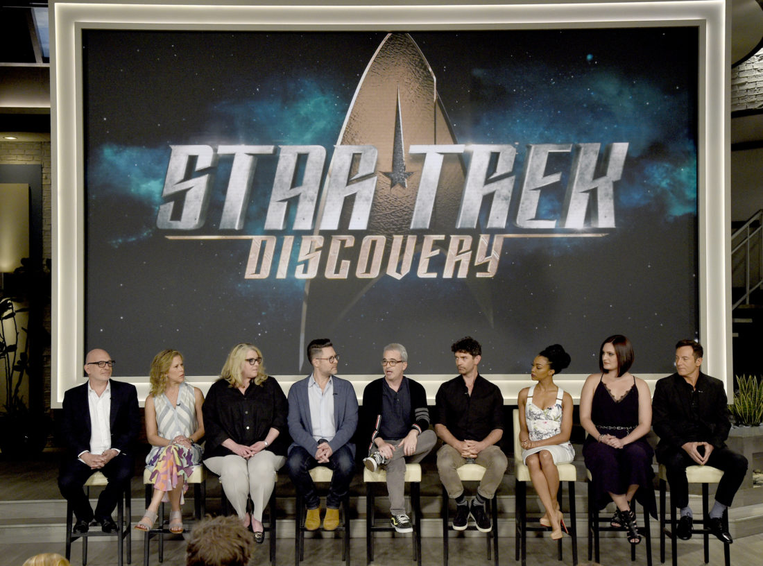 'Star Trek Timelines' Will Be Adding Discovery TV Series Content