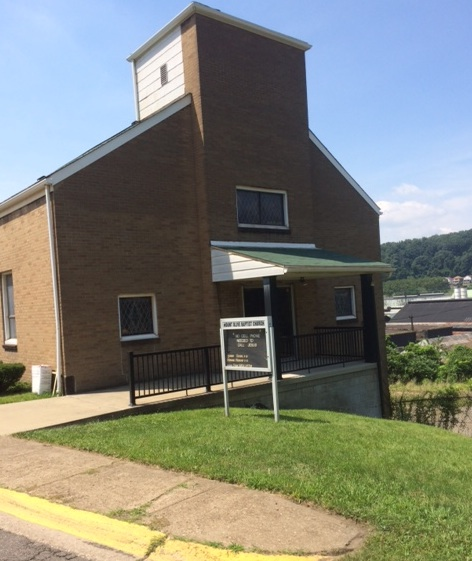Mount Olive Baptist Church in Weirton -- Contributed