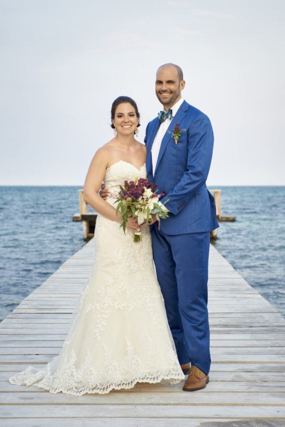 Mr. and Mrs. Dominic Pelc