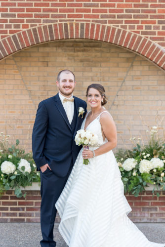 Mr. and Mrs. Jonathan Dobbins