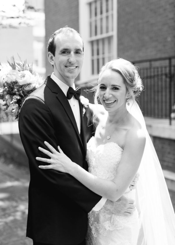 Mr. and Mrs. Brian Yuhas