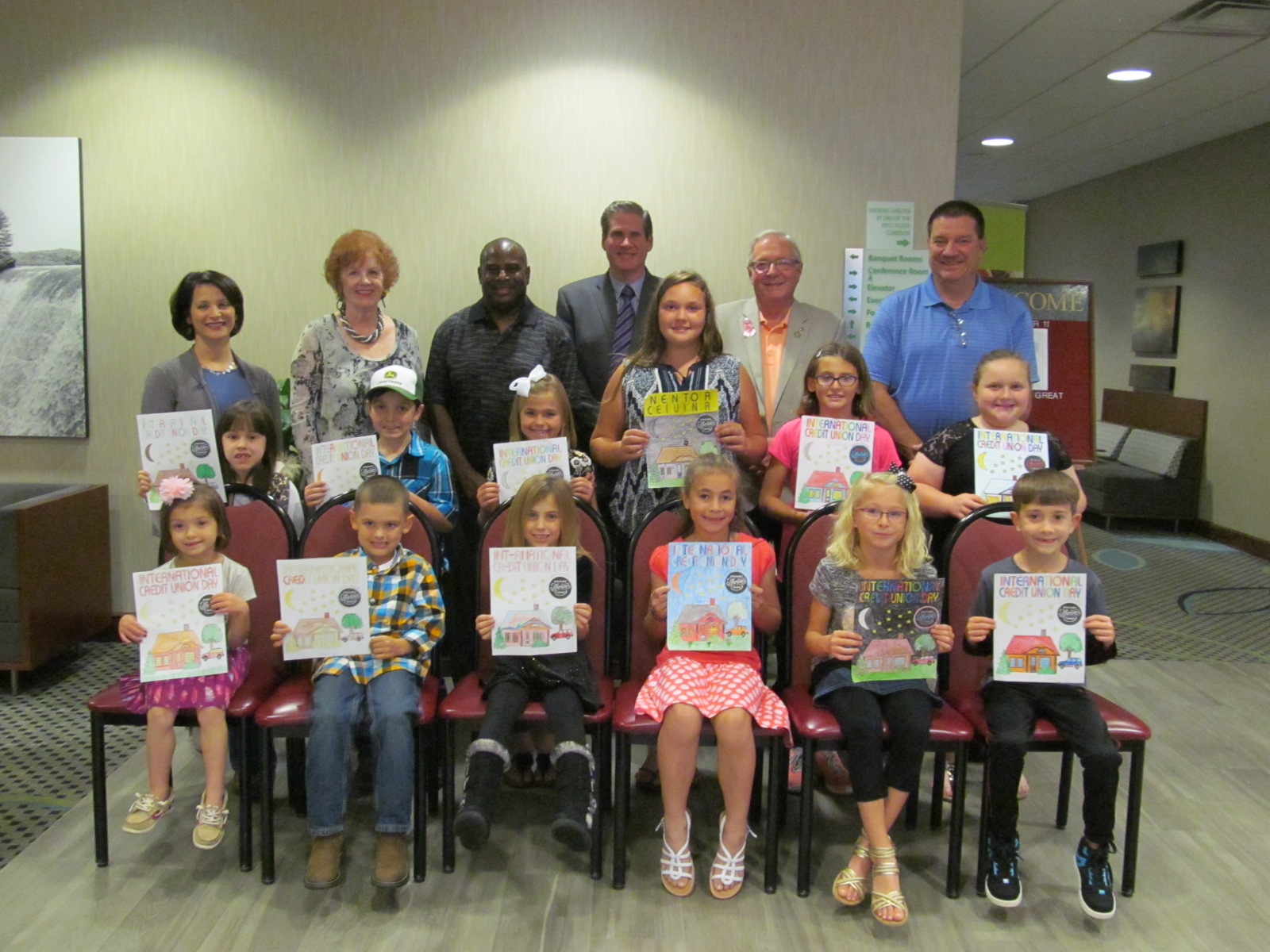 Credit unions hold coloring contests | News, Sports, Jobs - Weirton Daily Times