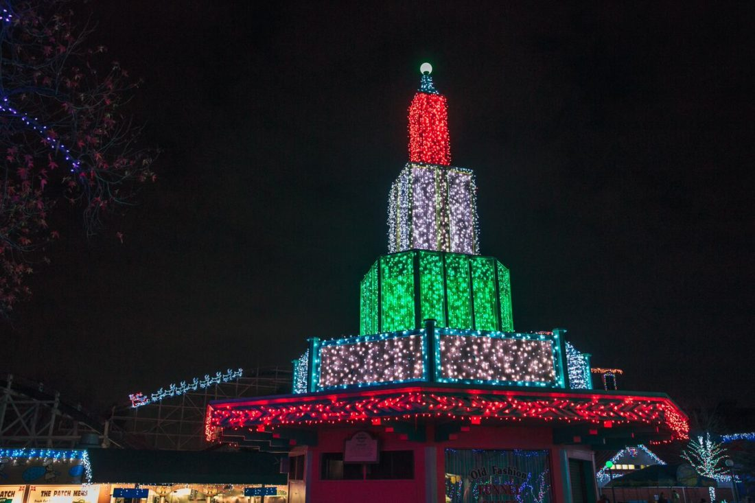 Kennywood Holiday Lights return | News, Sports, Jobs - Weirton Daily ...
