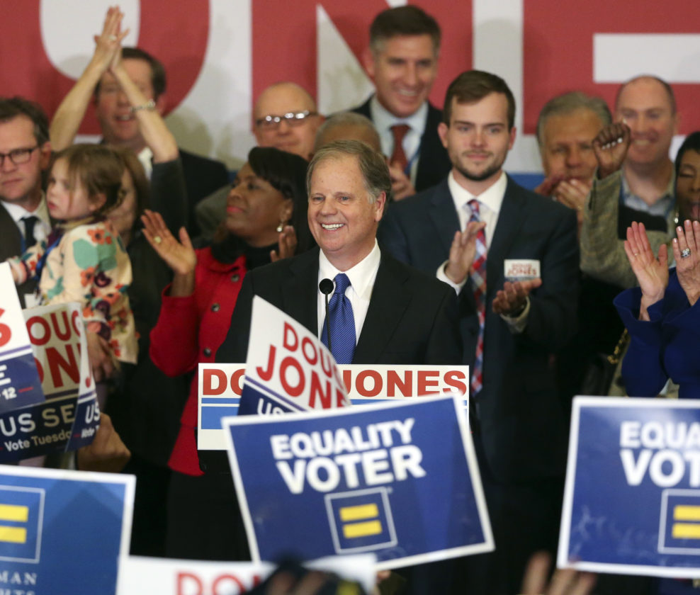 Alabama officials certify Doug Jones' win in special US Senate election