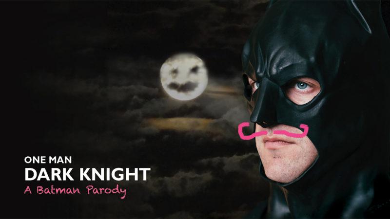 "BATMAN PARODY — Charles Ross will return to Pittsburgh in the Cultural Trust's-sponsored performance of ""One Man Dark Night: A Batman Parody"" on Jan. 13"