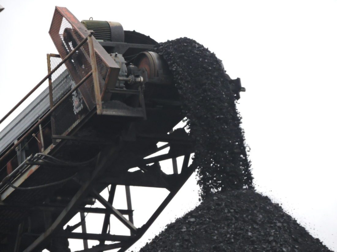 """COAL  STAGNATION — Even as coal producers continue mining throughout the Upper Ohio Valley, the Paris-based International Energy Agency predicts a """"decade of stagnation"""" for the industry. -- Casey Junkins"""