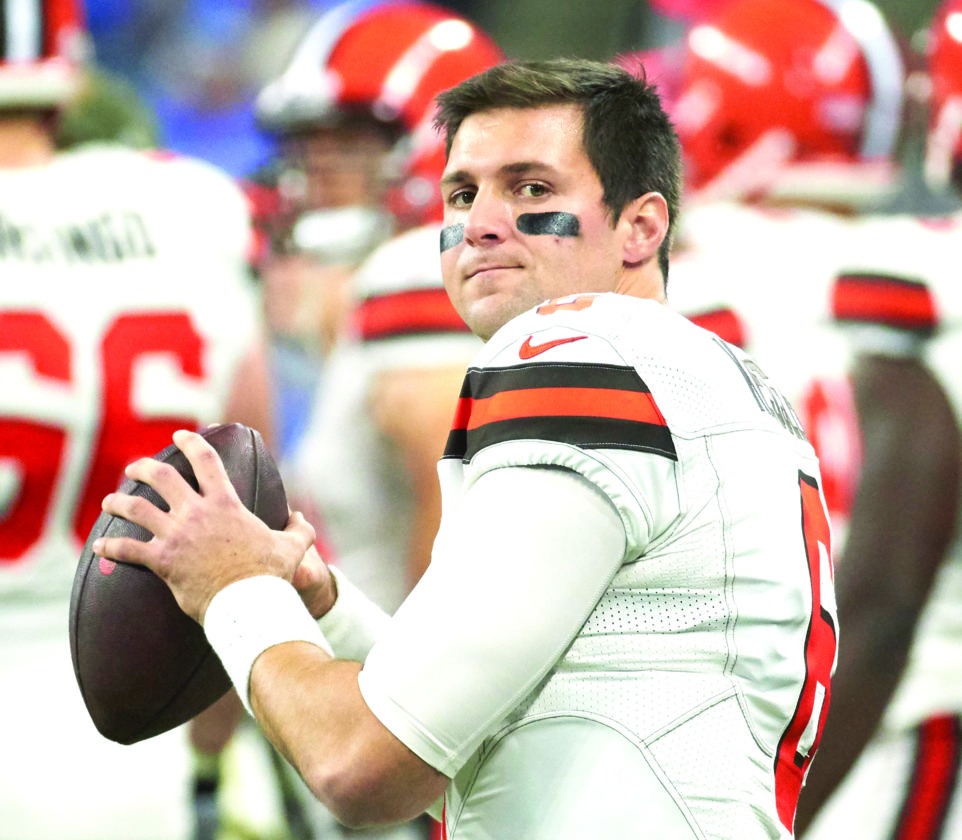 Jacksonville Jaguars trade for quarterback Cody Kessler