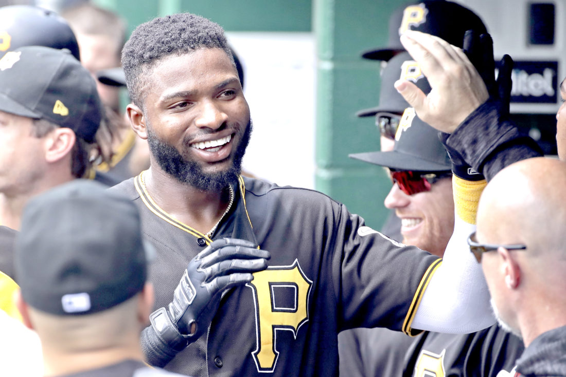 Pirates secure five-game sweep of Brewers with walk-off win