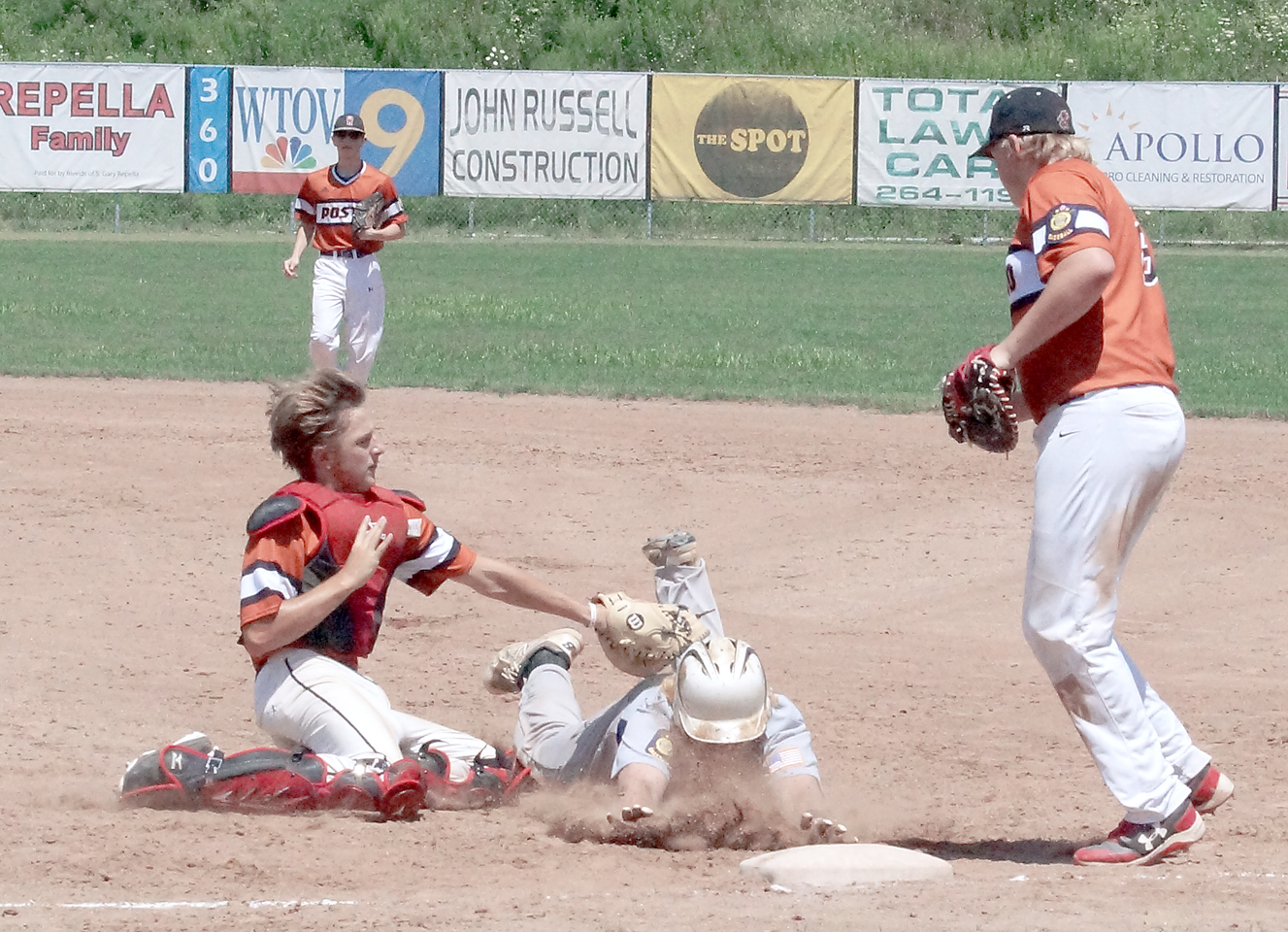 Weirton Post 10 opens Area 1 tourney with loss to Post 3 | News ...