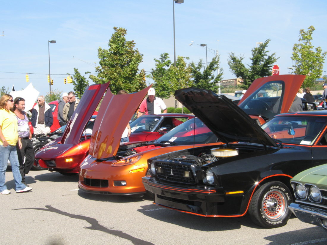 Classic Cars To Be On Display At Highlands On Labor Day News - Car show dash plaque display