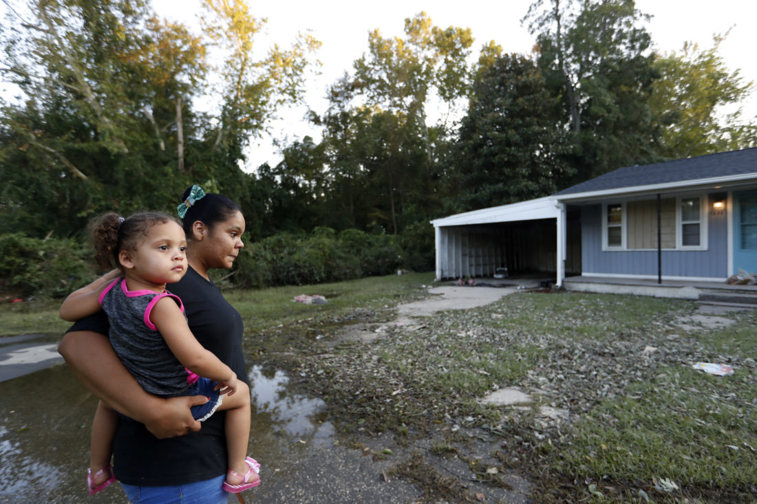 Frustration builds as Carolina residents wait to go homeWILMINGTON, N.C.