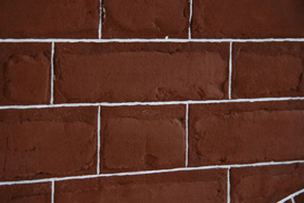 Red Wash Brick Repair