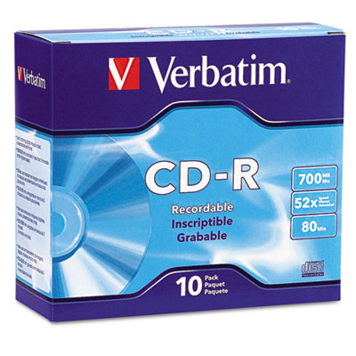 Verbatim CD-R Recordable Disc