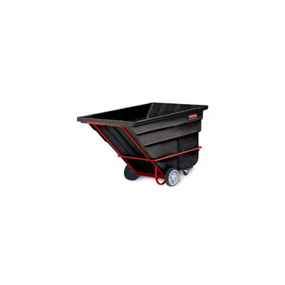 Rubbermaid Commercial Rotomolded Tilt Truck