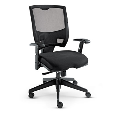 Alera Epoch Series Fabric Mesh Multifunction Chair