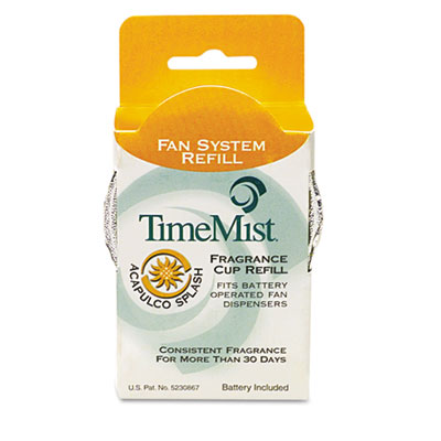 TimeMist Fan Fragrance Cup Refills