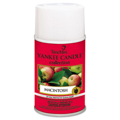 TimeMist Yankee Candle Collection Aerosol Fragrance Refills