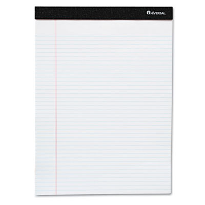 Universal One Premium Ruled Writing Pads
