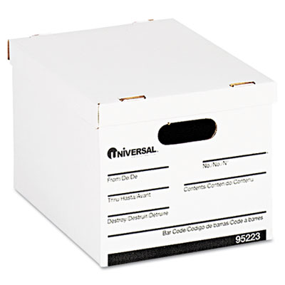 Universal Medium-Duty Easy Assembly Storage Files