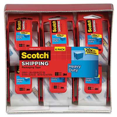 Scotch 3850 Heavy Duty Packaging Tape