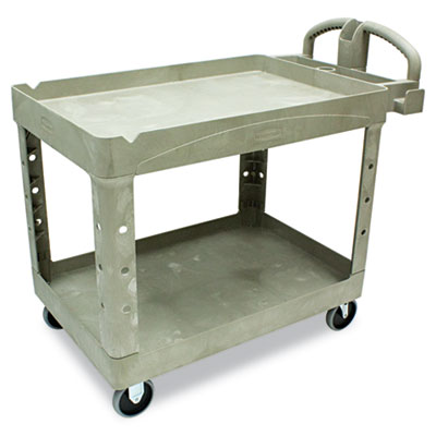 Rubbermaid Commercial Heavy-Duty Utility Cart