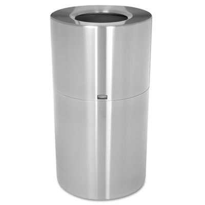 Rubbermaid Commercial Atrium Aluminum Container