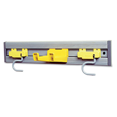 Rubbermaid Commercial Closet Organizer/Tool Holder Kit